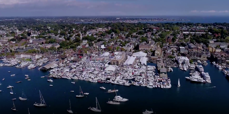 Newport-Boat-Show-Aerial